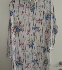 Cvetlična oblekica, tunika S