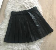 Faux leather krilo