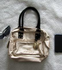 Catwalk 'zlata' torbica