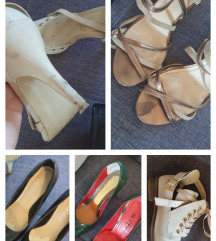Bi katera komplet 38 brezplačnih čevljev?