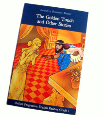 OXFORD-The Golden Touch And Other Stories (angl)