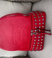 Nov GUESS rdeč nahrbtnik