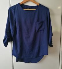 Kraljevsko modra bluza AMISU