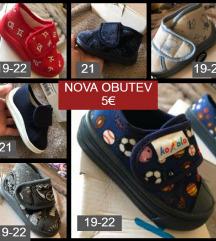 Nova otroška obutev