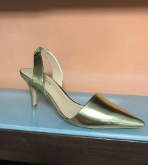 Čevlji -zlata