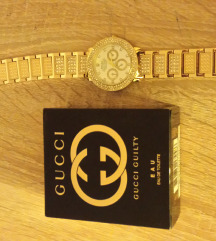 Gucci original 50 ml in Rolex ura replika