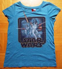 Ženska retro kratka majica Star Wars, vel. 36