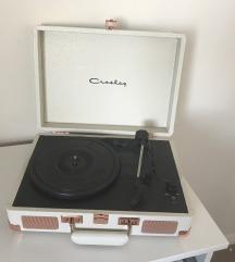 Nov Crosley gramofon rose gold