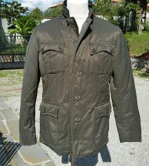 TRUSSARDI JEANS št. 48 / 50 moška zimska jakna