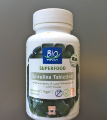 Bio Alge Spirulina 200 kom