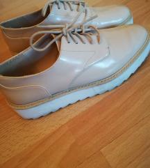 Zara lakasti nude čevlji