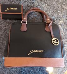 original elegantna Gattinoni zenska torbica