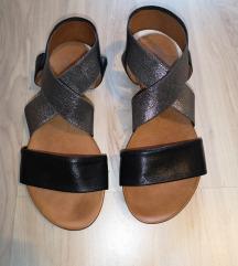 Creator usnjeni poletni čevlji