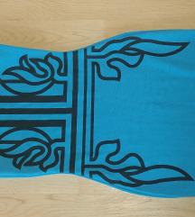 Modra obleka S