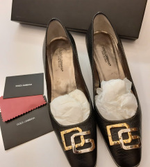 Dolce Gabbana balerinke salonarji 38 1/2 ORIGINAL!
