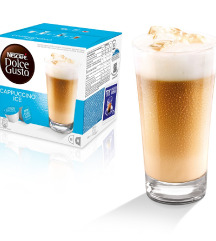 3x paket kapsul Dolce Gusto Cappuccino ice
