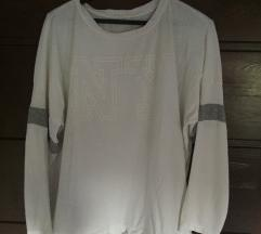 bela majica siroka XL