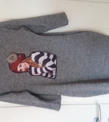Tunika pulover M /38