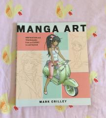 Knjiga Manga art