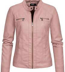 Nova roza Only usnjena jakna