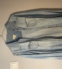 Jeans srajčka H&M