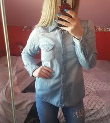 Jeans srajčka