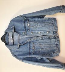 Jeans oversized jakna