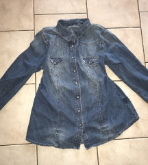 H&M jeans srajica (mpc 25€)