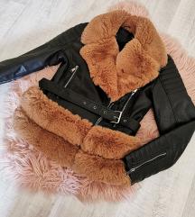 Modna jakna topla s/m
