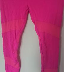 neon roza pajkice M