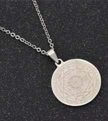 Amulet Solomonov pečat 7 angelov