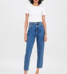 Zara NOVE mom jeans