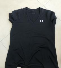 Crna sportna majica