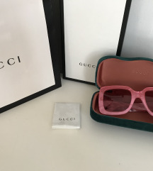 REZ. Gucci originalna nova ocala - mpc 340 evrov