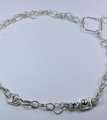 Srebrna ogrlica (srebro 925)