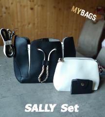 Mybags torbica Sally set