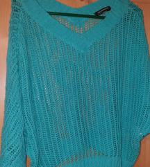 Luknjičasti pulover Rinascimento,vel. M/L