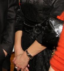 Črna svečana oblekica