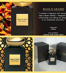 ❗Armani Prive Rose'de Arabia 100 ml Mpc 220eur