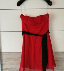 Nova rdeča obleka