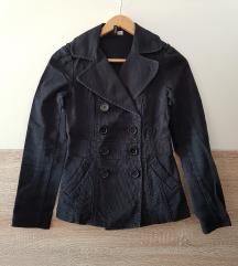 Črna jakna H&M