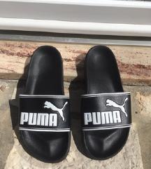 Puma črni natikači/šlape 39