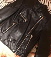 Usnjena jakna Zara