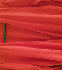 Rdeča bluza Missguided