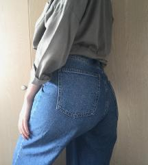 ASOS wide leg mom jeans kavbojke