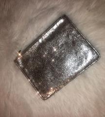 Pisemska srebrna torbica