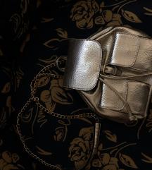 Zlati mini nahrbtnik