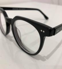 Črn okvir za dioptrijska očala - NOVO