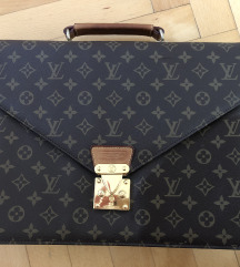 Louis vuitton poslovna torba original
