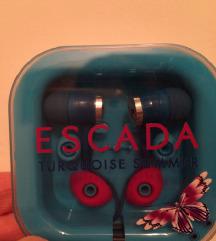 Escada slušalke+zapestnice NOVO